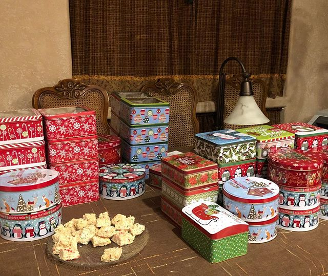 We, um, made a few cookies over the past 3 days… just a couple. I'm posting some of the recipes over on http://www.adobefallshomes.com/category/recipes/ if you are interested!  #cookies #christmascookies #holidaybaking