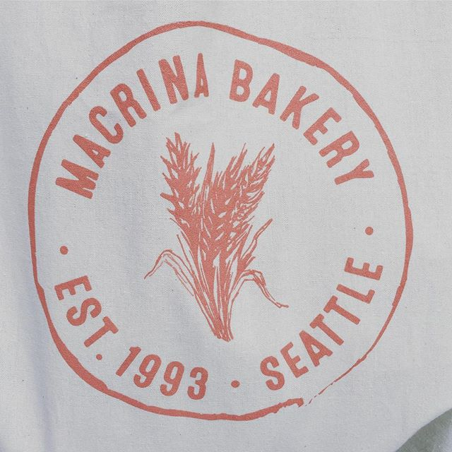 Check another one off of the list. Yum! #seattlefood #macrinabakery